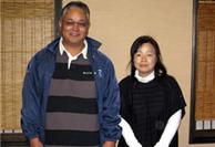 福岡県筑紫野市出身 小関之浩・憲子 夫妻