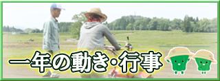 大分県 豊後大野市 新規就農 インキュベーションファーム 一年間の動き・行事